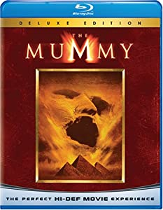 "Cover of ""The Mummy [Blu-ray]"""