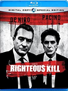 "Cover of ""Righteous Kill [Blu-ray]"""
