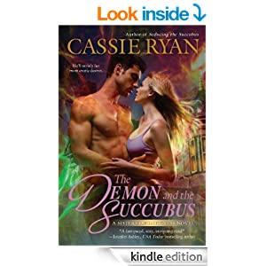 the demon and the succubus, cassie ryan