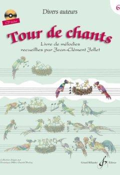 Livres Couvertures de Tour de chants