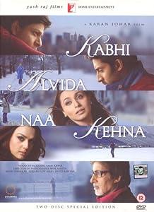 "Cover of ""Kabhi Alvida Naa Kehna"""