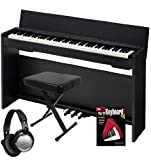 Casio PX-830 Digital Piano HOME BUNDLE w/ Stand, Triple Pedal & Bench
