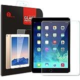 1byone Hartglas Displayschutz für Apple iPad Air / iPad Air 2, Panzerglas,HD Durchlässigkeit, einfache Anbringung, dauerhafter Schutz gegen Kratzer und blasenfrei.