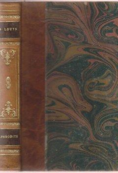 Livres Couvertures de Aphrodite, mœurs antiques.