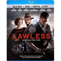 Lawless [Blu-ray/DVD/Digital Copy]