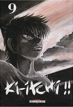 Livres Couvertures de Ki Itchi !!, Tome 9