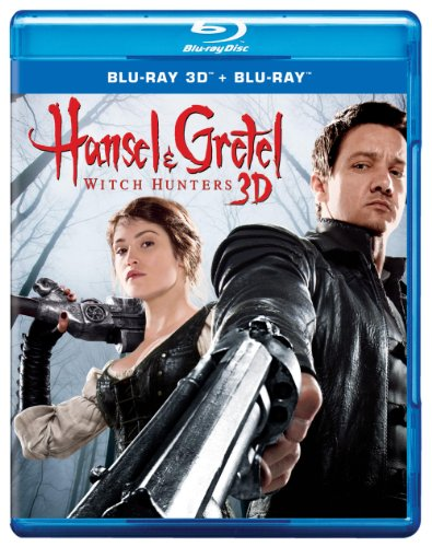 Hansel & Gretel: Witch Hunters [DVD] [Import]