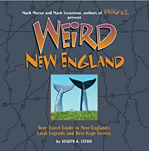 "Cover of ""Weird New England"""