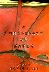 "Cover of ""A Conspiracy of Paper: A Novel&..."