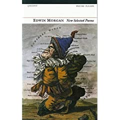 New Selected Poems, Edwin Morgan. Copertina.