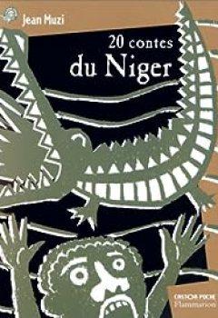 Livres Couvertures de Vingt Contes Du Niger