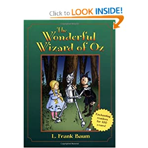 The Wonderful Wizard of Oz (Books of Wonder)