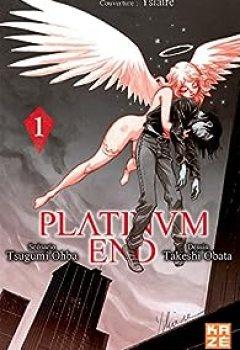 Livres Couvertures de Platinum End, Tome 1
