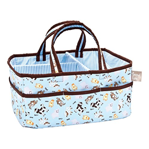 Trend Lab Baby Barnyard Storage Caddy