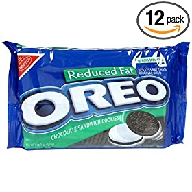 Oreos Reduced Fat