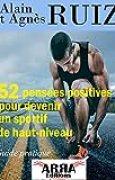 52 pensées positives pour devenir un sportif de haut-niveau