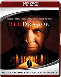 """Cover of """"Red Dragon [HD DVD]"""""""