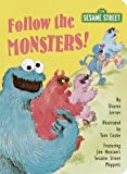 Follow the Monsters! (Big Bird's Favorites Brd Bks)