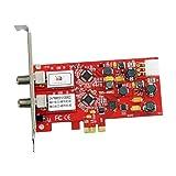 PLEX デュアルサテライトTVチューナー PXーTBS6982