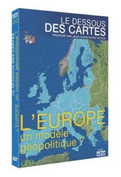 Livres Couvertures de Le Dessous des cartes - L'Europe un modèle géopolitique ?