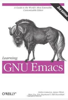 Livres Couvertures de Learning GNU Emacs 3e
