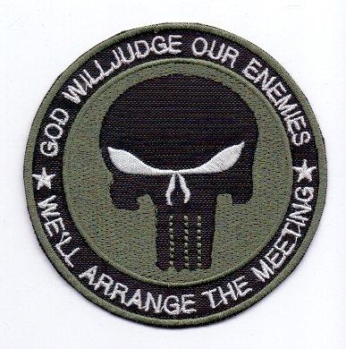 ecusson us army arm/ée kaki vert olive us usa 9x2,5cm marines