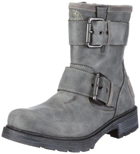 Mustang 1077501/2, Damen Stiefel, Grau (Grau 2), EU 38