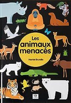 Livres Couvertures de Les Animaux Menacés
