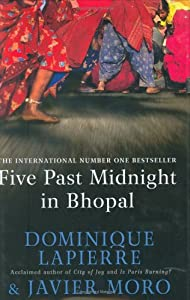 "Cover of ""Five Past Midnight in Bhopal"""
