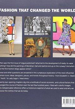 Livres Couvertures de Fashion that Changed the World