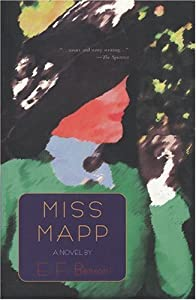 "Cover of ""Miss Mapp"""