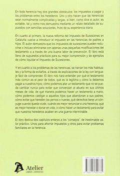 Portada del libro deHerencias Y Donaciones En Cataluña