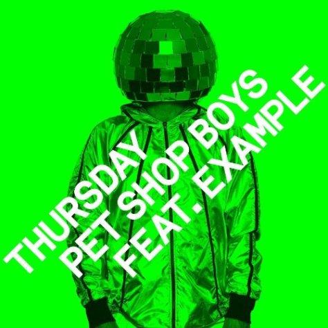 Pet Shop Boys feat. Example-Thursday-CDM-FLAC-2013-WRE Download