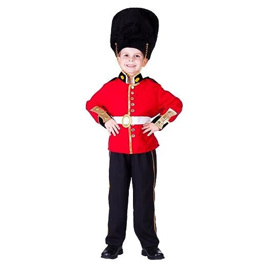 Deluxe Royal Guard Costume Set - Medium 8-10