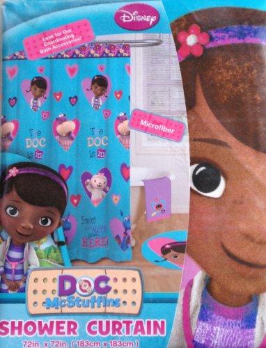 Disney Doc McStuffins Shower Curtain Shower Curtains