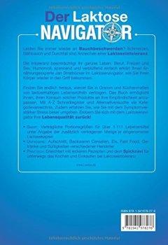 Buchdeckel von LAXIBA - Der Laktosenavigator: Bei Laktoseintoleranz (Die Ernährungsnavigatorbücher / Bei Intoleranz, Reizdarmsyndrom und Unverträglichkeit)