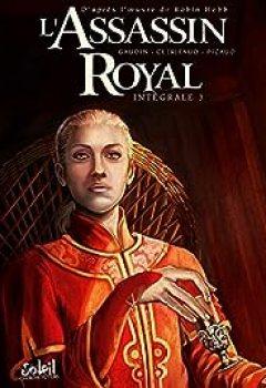 Livres Couvertures de Assassin Royal Intégrale 3   T8 à T10
