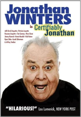 Certifiably Jonathan, Jonathan Winters documentary