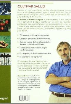 Portada del libro deEl huerto familiar ecologico (CULTIVOS)