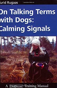 "Cover of ""On Talking Terms With Dogs: Cal..."