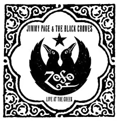 The Black Crowes Live at the Greek with Jimmy Page