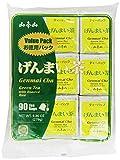 Yamamotoyama Genmai Cha Roasted Brown Rice Green Tea Value Pack, 90 Count Tea Bags, Net Wt. 9.86-Ounce