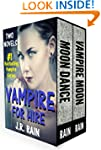 Vampire for Hire: Books One and Two