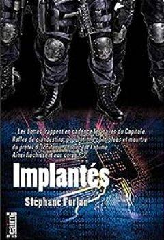 Livres Couvertures de Implantés