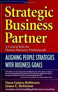 "Cover of ""Strategic Business Partner: Ali..."