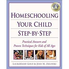 homeschooling step by step lauramaery gold and joan m. sielinski