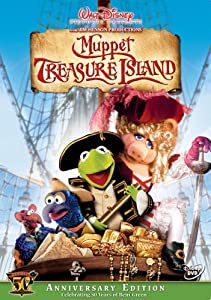 "Cover of ""Muppet Treasure Island - Kermit..."
