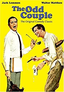 """Cover of """"The Odd Couple"""""""