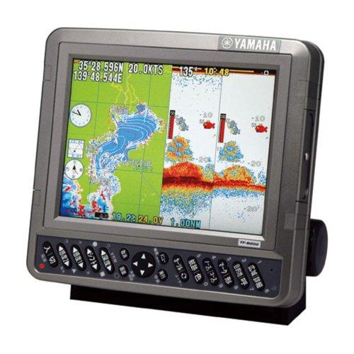 ヤマハ(YAMAHA) GPSプロッタ魚探 2周波 YFH-084-2NF