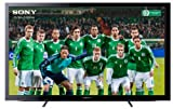 Sony Bravia KDL46HX755 117 cm (46 Zoll) 3D LED-Backlight-Fernseher, Energieeffizienzklasse A (Full-HD, Motionflow XR 400Hz, DVB-T2/C2/S2, Internet TV) schwarz